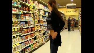 Секс в магазине с охранником АТБ