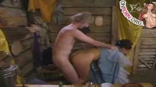 В русской деревне сняли порно фильм